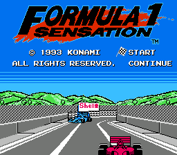 Formula 1 Sensation